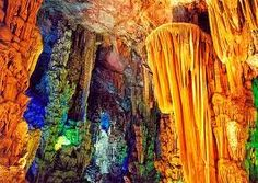 Reed Flute Caves, Guilin. #born2rock1974 #theweeklygrind #blairkunkel