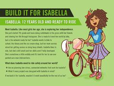 """Build It for Isabella"": Putting a Face on Why People Hesitate to Bike"
