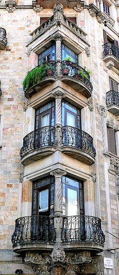 old world architecture