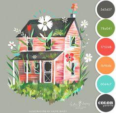 AdaLou {the Blog}: color palette