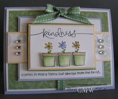 Me, My Stamps and I: Kind Heart