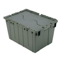 12 gallon Heavy Duty Storage Tote-DC-10-650-81-00 at The Home Depot
