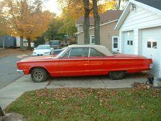 Chrysler Newport 2dr HT