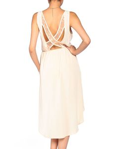 Lace Crossback Dress