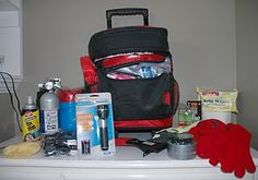 Make your own Car Emergency Kit