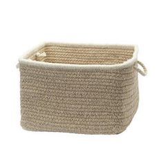 Colonial Mills - basket - beach decor