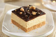 Peanut Butter Cup Squares Recipe - Kraft Recipes