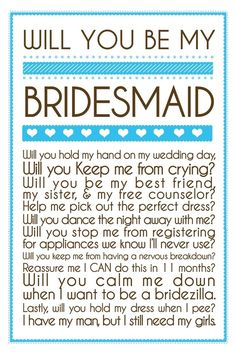 Cute! - Click image to find more Weddings Pinterest pins