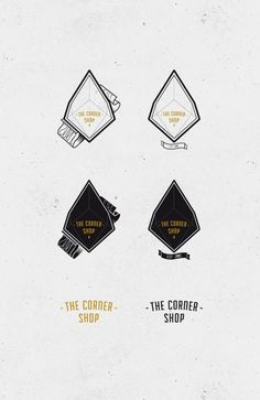 The Corner Shop Logo