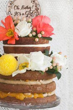 Rustic Boho themed baby shower via Kara's Party Ideas KarasPartyIdeas.com Cakes, decor, printables, invitation, cupcakes, desserts, favors, and more! #rusticbabbyshower #bohoparty #bohobabyshower (29)