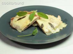 Scaloppe di tacchino al prosciutto e provola: Ricette di Cookaround | Cookaround