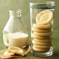 Melt in Your Mouth Sugar Cookies.. I totally want to try these!