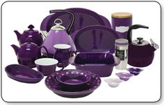 #fwb40 #causemarketing Chantal is proud to introduce the MEMORY Collection™, benefiting the Alzheimer's Association®. 5-10% of Chantal's sales on these items will be donated to the Alzheimer's Association®. Purple is the color of Alzheimer's awareness which is why every piece in this collection is a beautiful shade of purple. color purpl, purple appliances, thing purpl, chantal cookwar, alzheim associ, memori collect, memories, chantal memori, purpl applianc