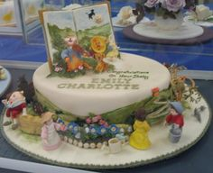 CDAV Seminar Display Cake - Nursery Rhymes Cake