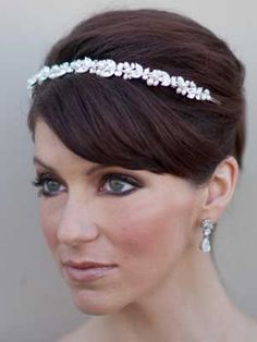wedding head band