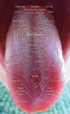 Your body communicates with you through different ways including your tongue. Explore your tongue every morning to determine the state of your digestion and general health!