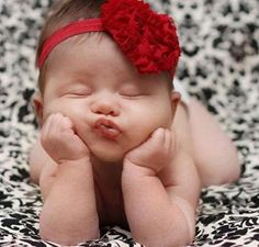Cute Baby with an Attitude ! :))
