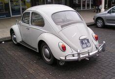 VW kever, onze eerste auto