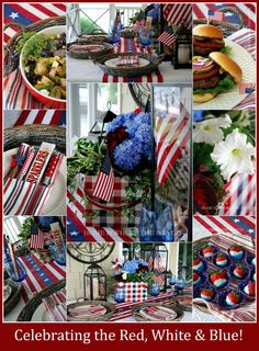july 4th picnic menu