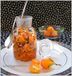 Kumquat & Loquat Sambal (Pickles)  -  giddygastronome.com