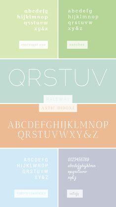 clean web fonts