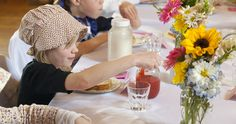 American Girl Pioneer - or Little House on the Prairie - Birthday Party    [Some wonderful ideas here!!]