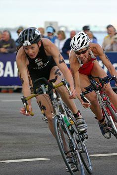 Triathlon-I'd like to look this badass on my next tri!