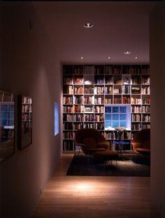 A #Window in a #Bookshelf