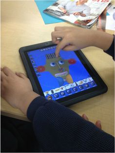 Great ideas!  iPads in the Art Room