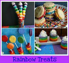 Rainbow Treats!