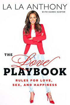 La La Anthony's new book on love and happiness