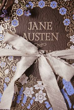 Jane Austen, my favorite author
