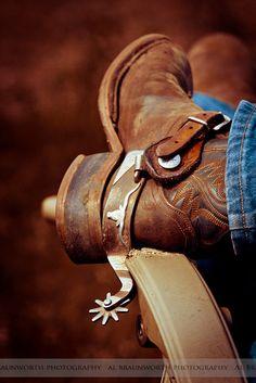 .Boots & Spurs