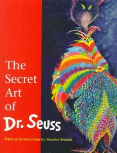 I <3 the Dr. Seuss Adult Art. Happy Birthday Dr. Suess