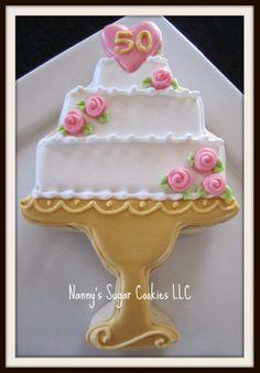 Nanny's Sugar Cookies LLC: Bridal Showers and Anniversaries...