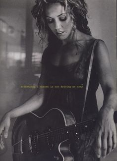 Sheryl Crow - Musician