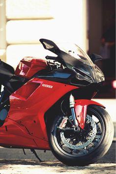 nice motorcycles ducati, wheel, garag, motorcycl life, ducati 1198, car bike, fast, sport bike, motos ducati