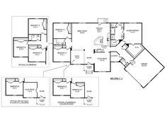 Schumacher Homes: Floorplans - Beverly II Series