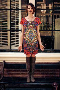 #Prins #Tunic #Dress #Maeve #Anthropologie