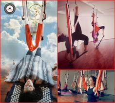 AERO YOGA MEXICO #aeroyoga#mexico #cursos #teachertraining #aerialyoga #acro #aerial #yogaaerien #stage #certificacion