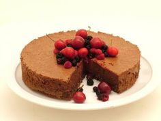 Recetas   Torta mousse de chocolate   Utilisima.com