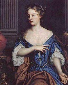 Mary Beale, self portrait.