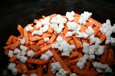 """Slow Cooker Candied Sweet Potatoes 