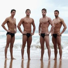 Australian-Olympic-Swimmers