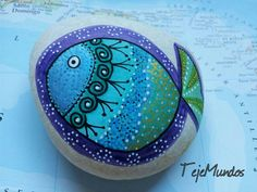 Rock fish (made by me, http://tejemundos.blogspot.com)