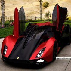 Stunning bat mobile?