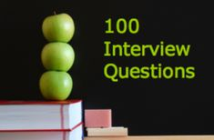 Teaching Interview Questions // I have heard these!! Great questions and I love the information/tips given for good answers.