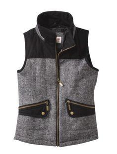 11 Puffer Vests for Winter. This one is from Target.