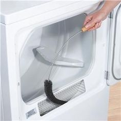 Maybe this would help my dryer cleaning woes? $8.98