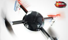 Get The Most Dynamic Remote Controlled Flier - Take Flight With The Micro Drone (54% off)